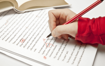 How to write a Book proofreading?