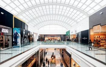 Famous Fashion Brand Opening Temporary Store At Roosevelt Field Mall