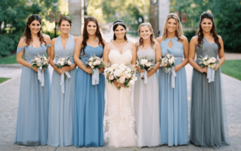 Choosing Your Bridesmaid Dresses: A Never-Ending Undertaking