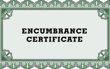 All About Encumbrance Certificate