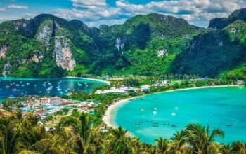 Take Advantage of Phi Phi Island Tour Booking